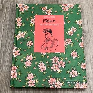 Frida the story of her life graphic book